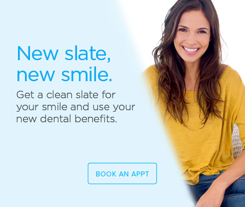 Spring Smiles Dental Group and Orthodontics - New Year, New Dental Benefits